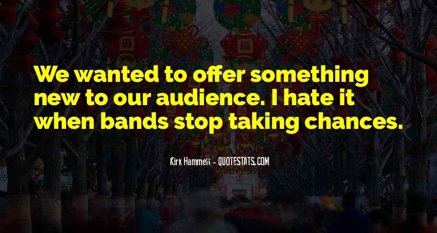 Kirk Hammett Quotes #430810