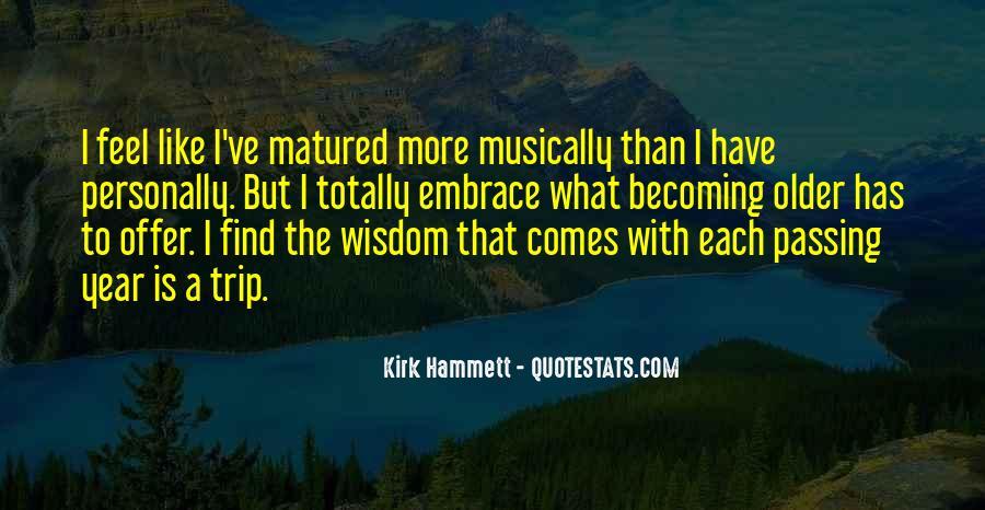 Kirk Hammett Quotes #467622
