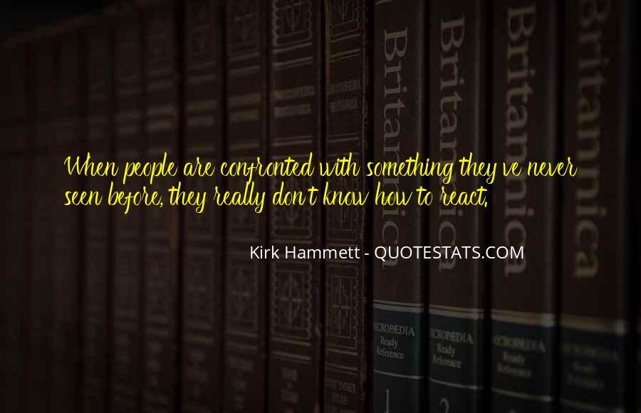 Kirk Hammett Quotes #662574