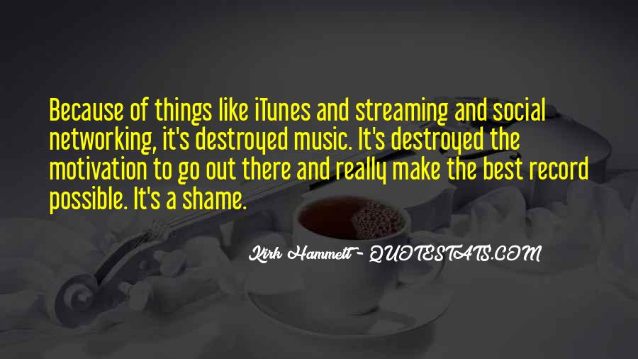 Kirk Hammett Quotes #75030