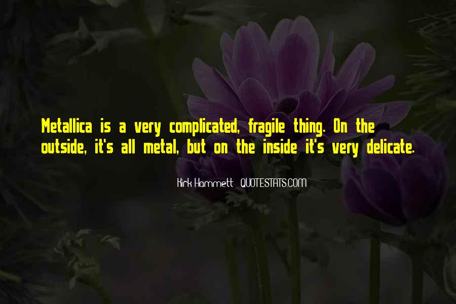 Kirk Hammett Quotes #754146
