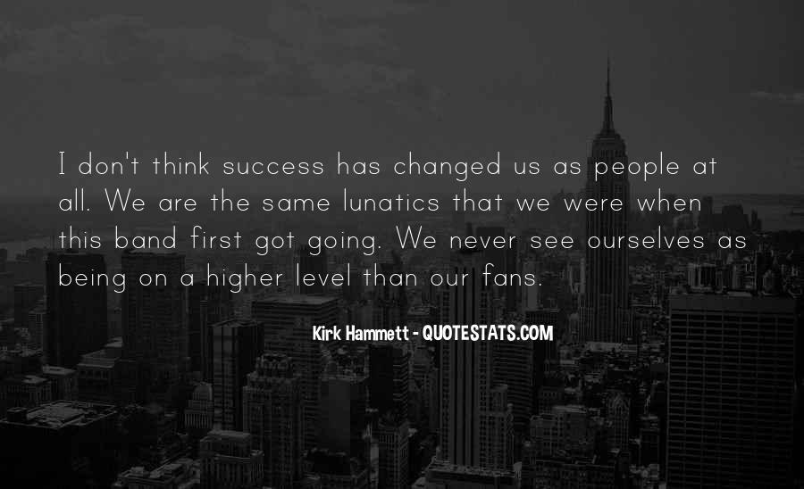 Kirk Hammett Quotes #900297