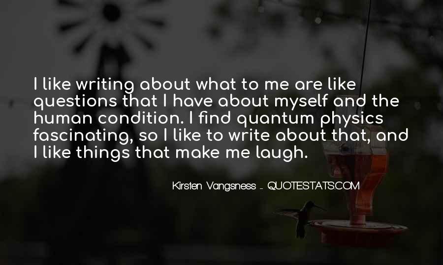 Kirsten Vangsness Quotes #1287297