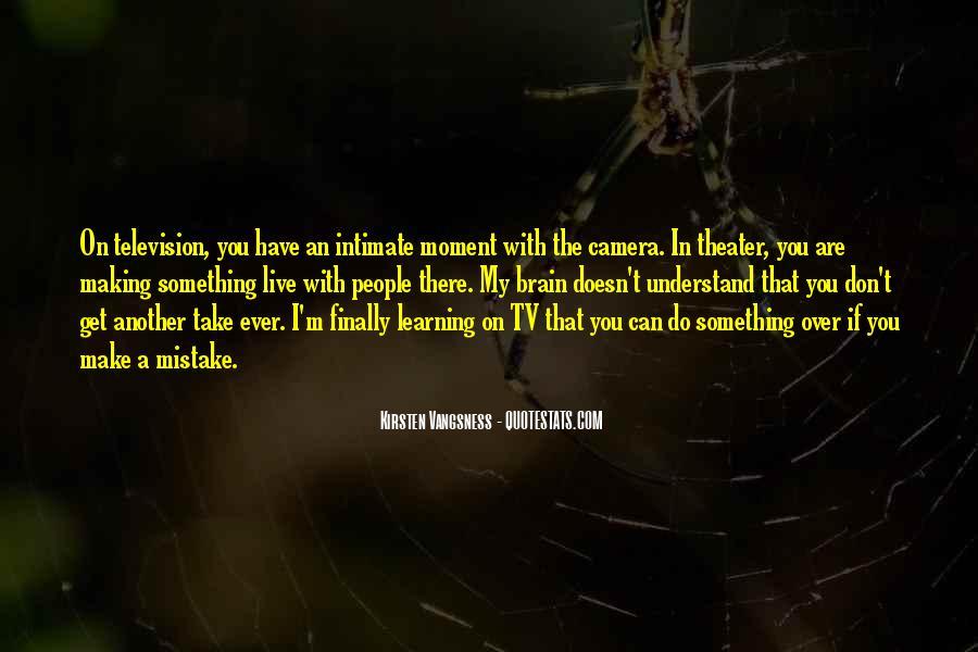 Kirsten Vangsness Quotes #1494402