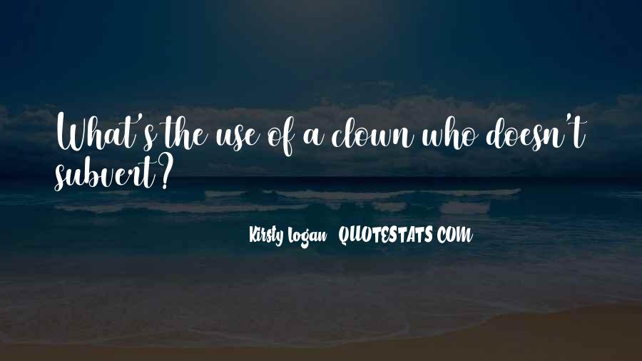 Kirsty Logan Quotes #1153384