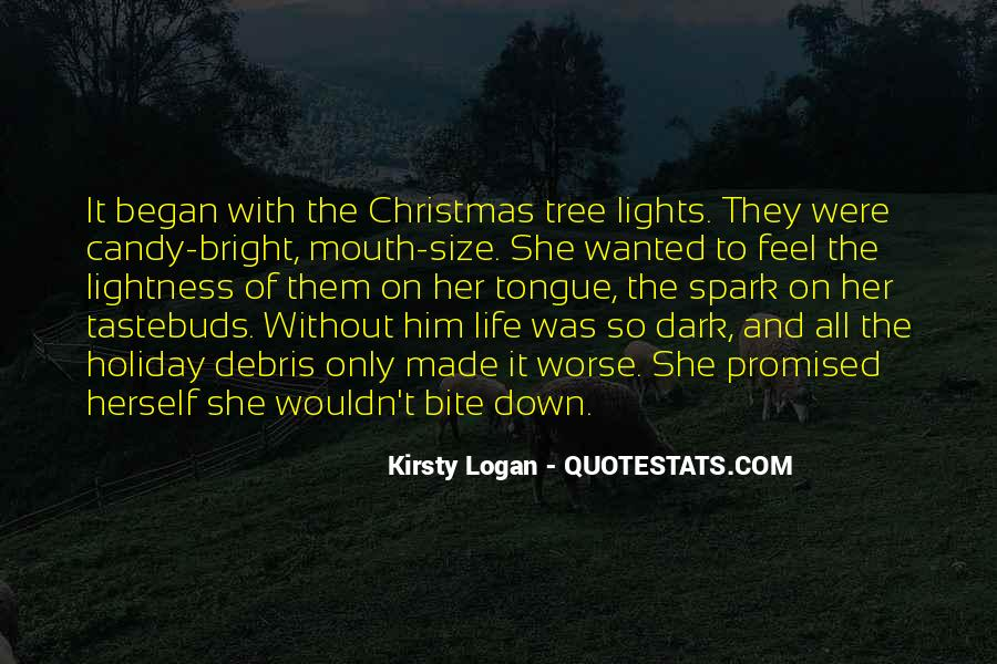 Kirsty Logan Quotes #1278257