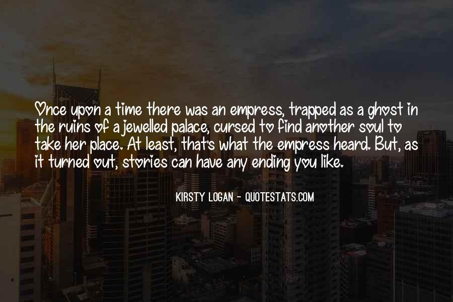 Kirsty Logan Quotes #675242