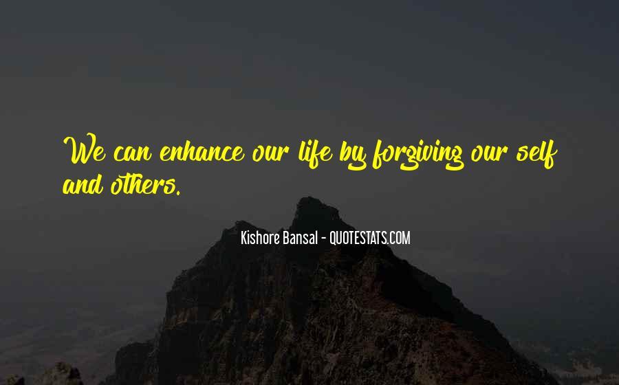 Kishore Bansal Quotes #1176916