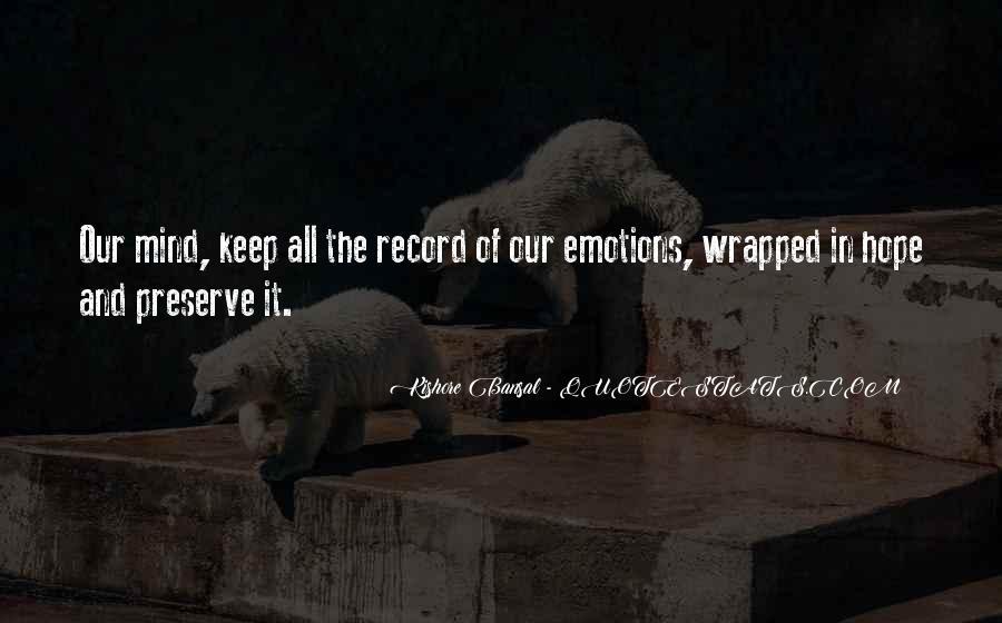 Kishore Bansal Quotes #1217543