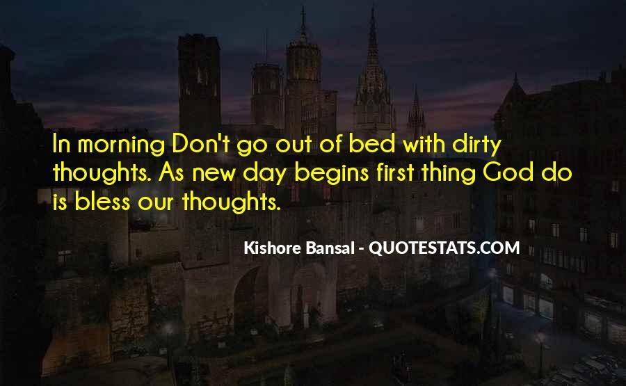 Kishore Bansal Quotes #125428