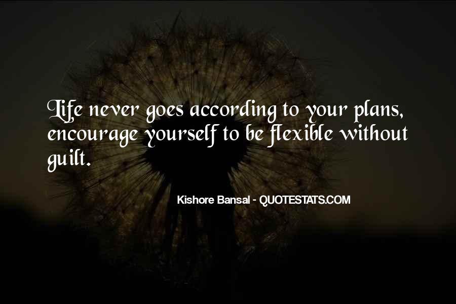 Kishore Bansal Quotes #1291903
