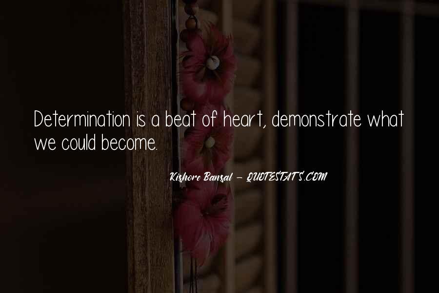 Kishore Bansal Quotes #1377729