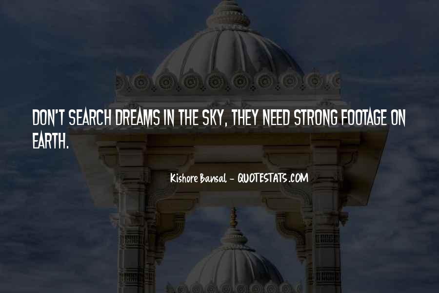 Kishore Bansal Quotes #1542533