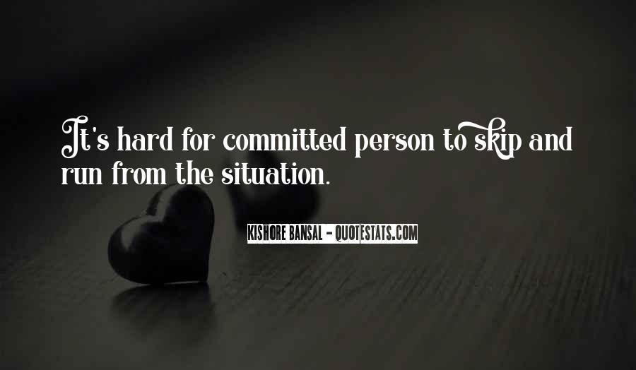 Kishore Bansal Quotes #1611389