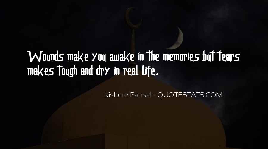 Kishore Bansal Quotes #1668185