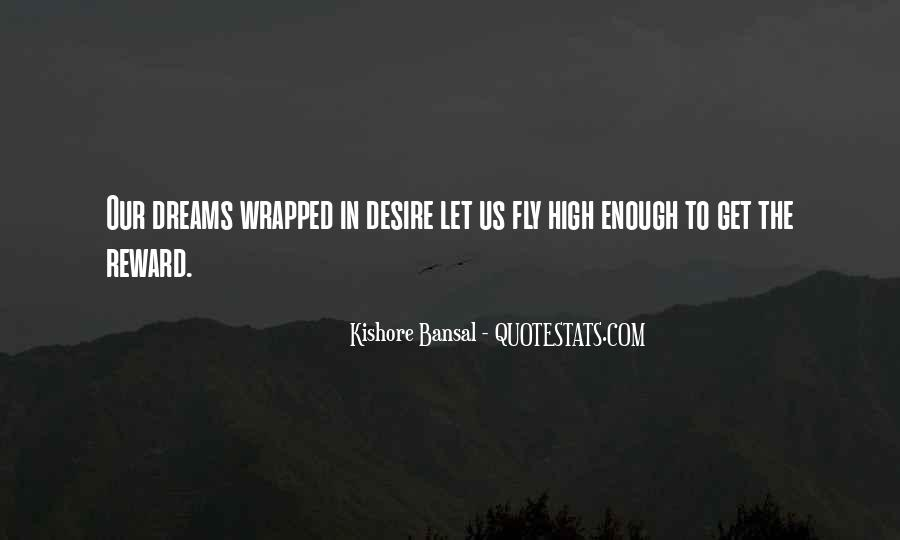 Kishore Bansal Quotes #1775347