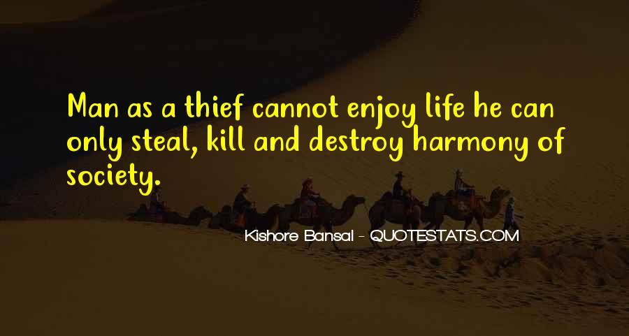 Kishore Bansal Quotes #218446