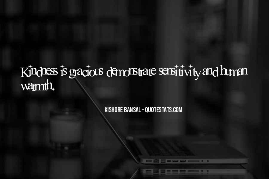 Kishore Bansal Quotes #275987