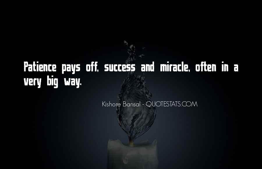 Kishore Bansal Quotes #278951