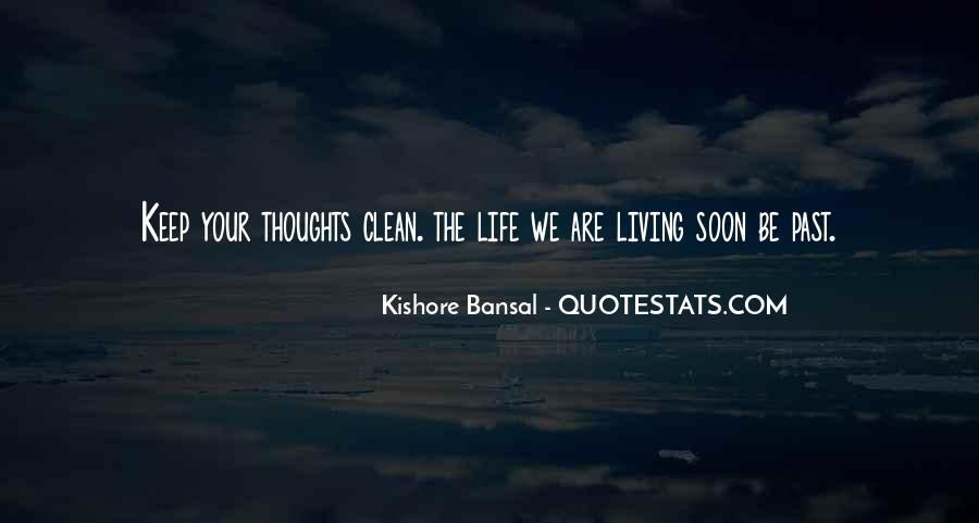Kishore Bansal Quotes #294353