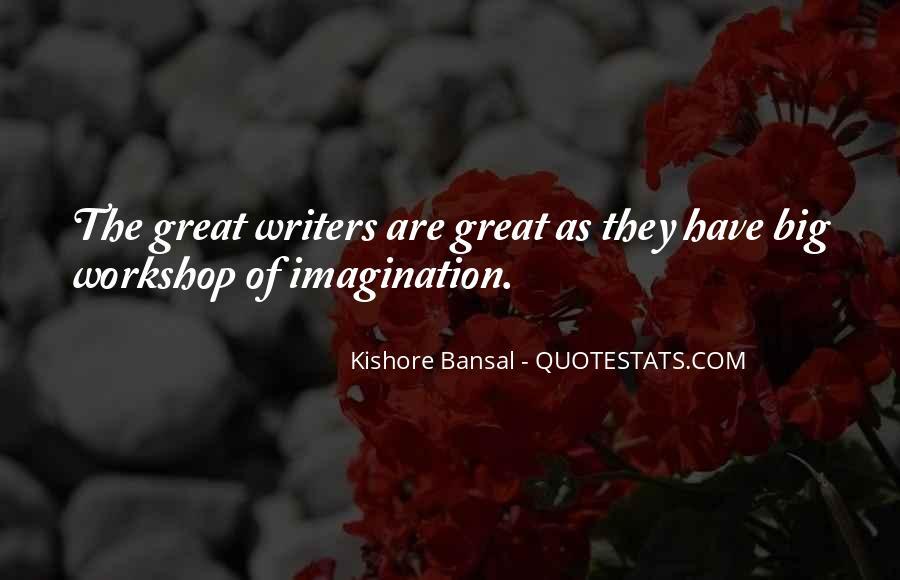 Kishore Bansal Quotes #389059
