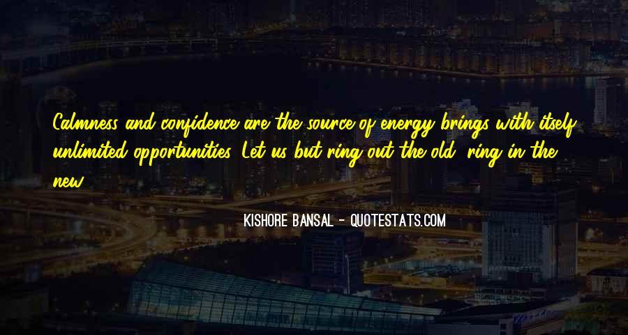 Kishore Bansal Quotes #404680