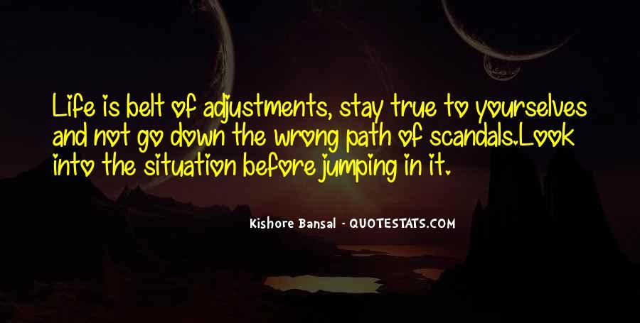 Kishore Bansal Quotes #422510