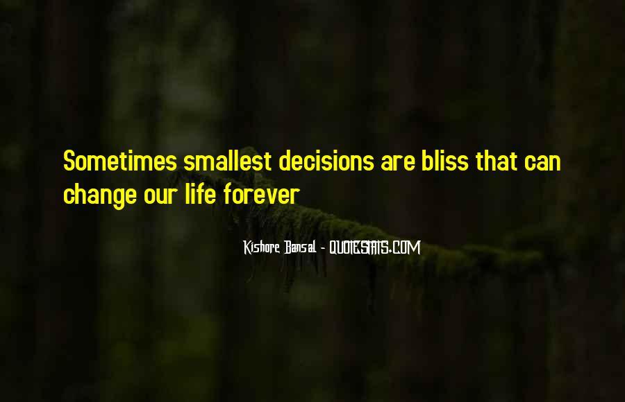Kishore Bansal Quotes #552718