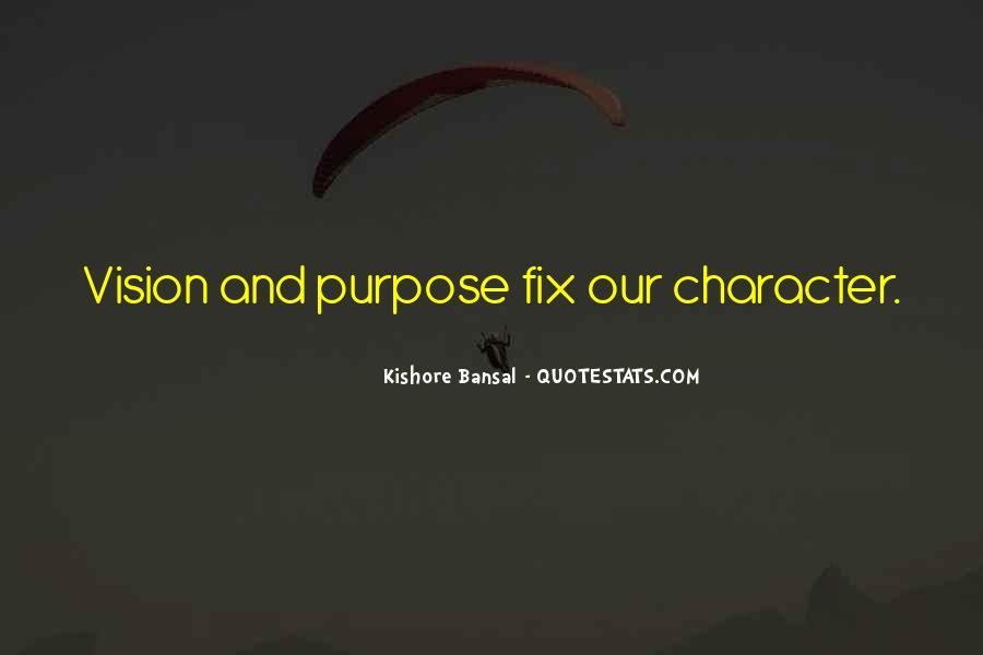 Kishore Bansal Quotes #575584