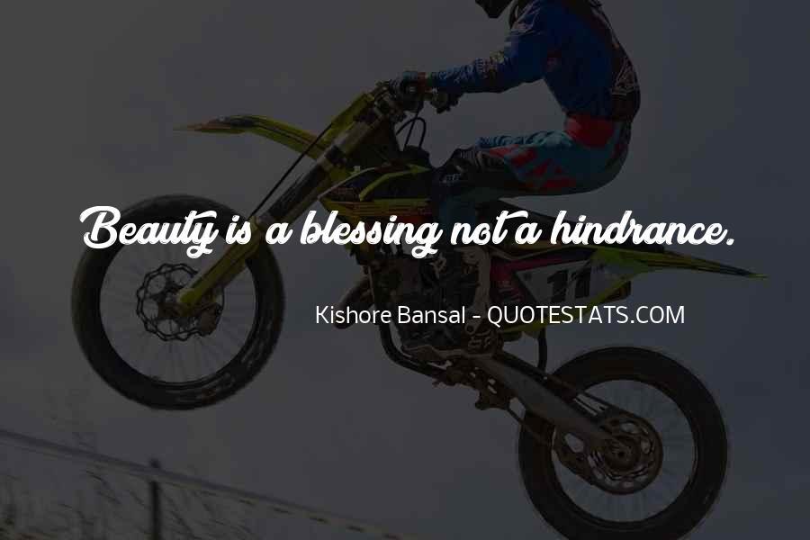Kishore Bansal Quotes #8895