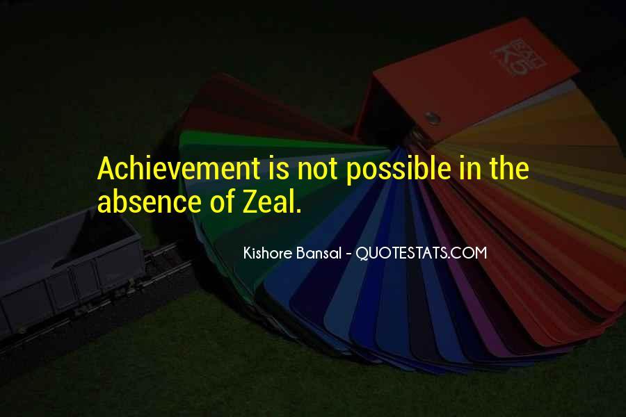 Kishore Bansal Quotes #973354