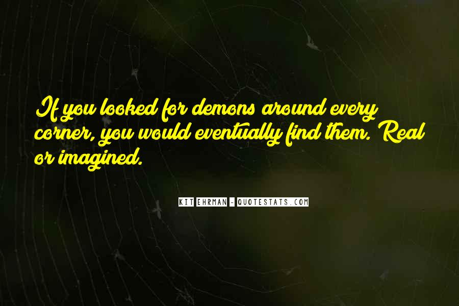 Kit Ehrman Quotes #479858