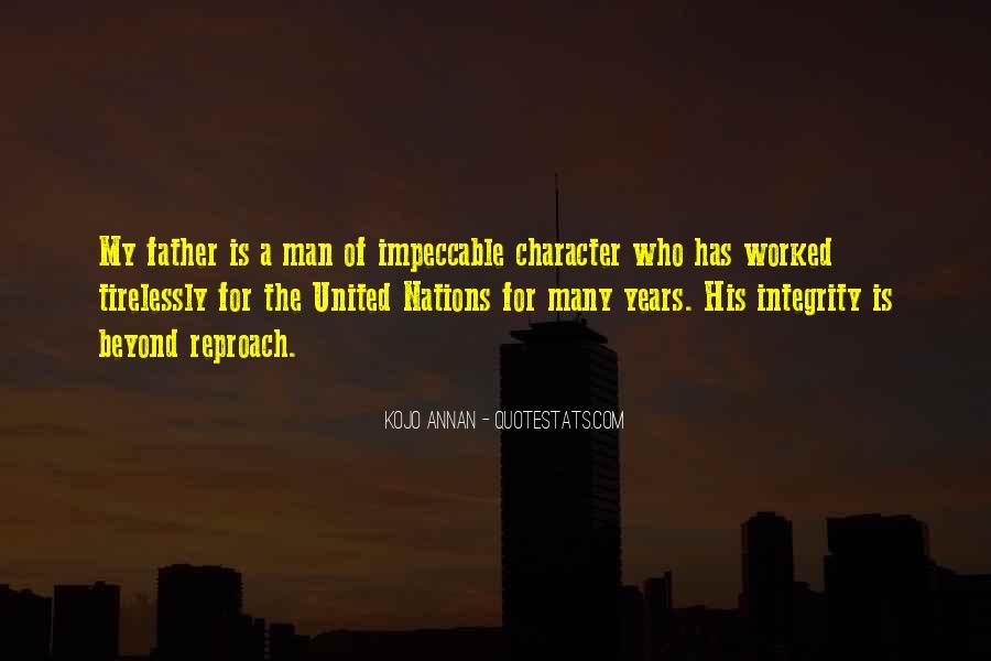 Kojo Annan Quotes #1294556