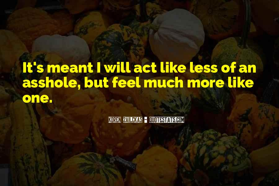 Koren Zailckas Quotes #473897