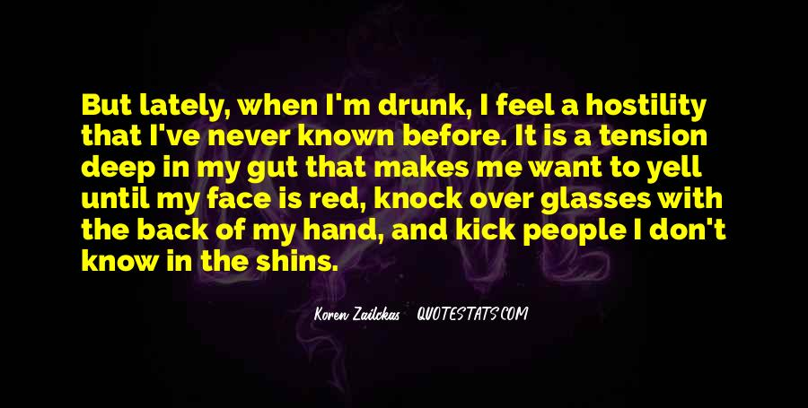 Koren Zailckas Quotes #599813