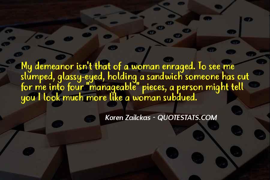 Koren Zailckas Quotes #830443