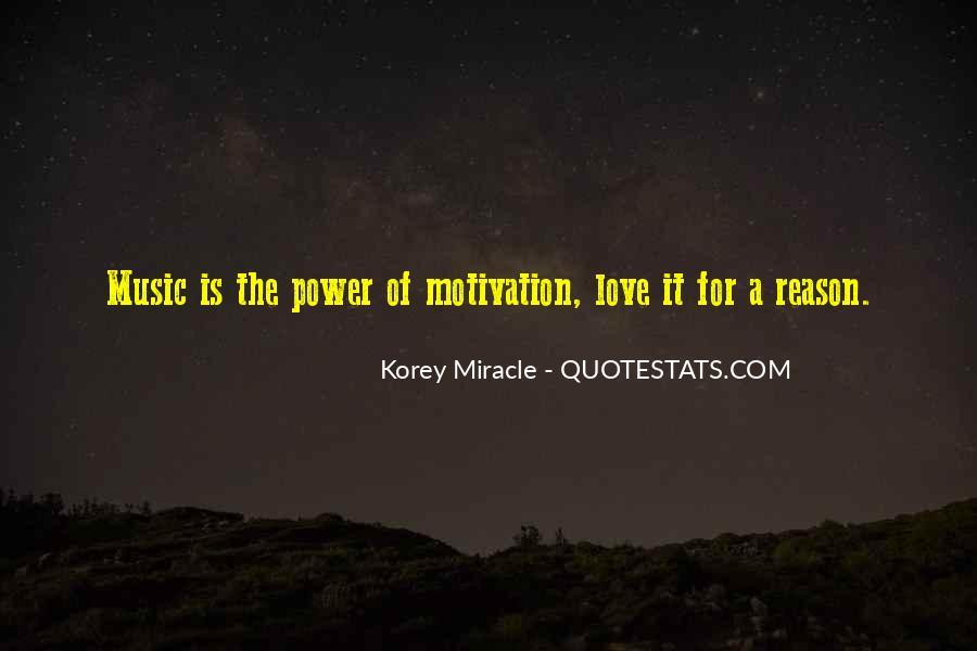 Korey Miracle Quotes #165660