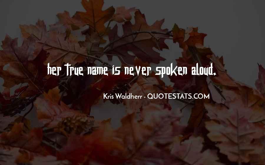 Kris Waldherr Quotes #209724