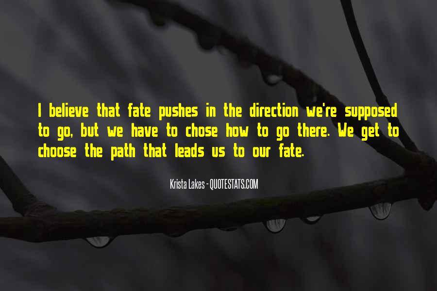 Krista Lakes Quotes #1545975