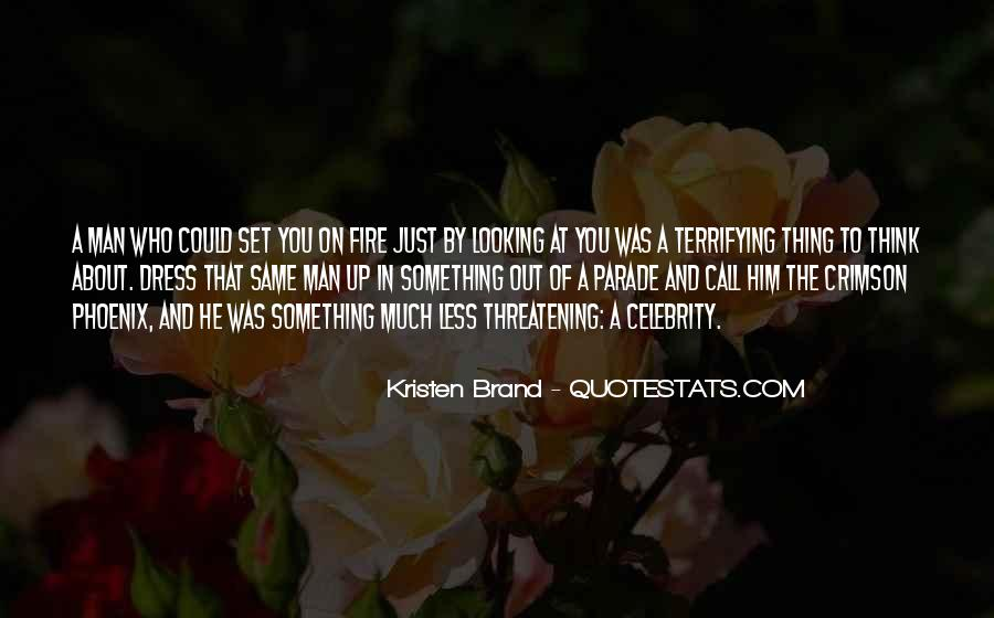Kristen Brand Quotes #1390431