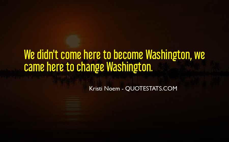 Kristi Noem Quotes #518475
