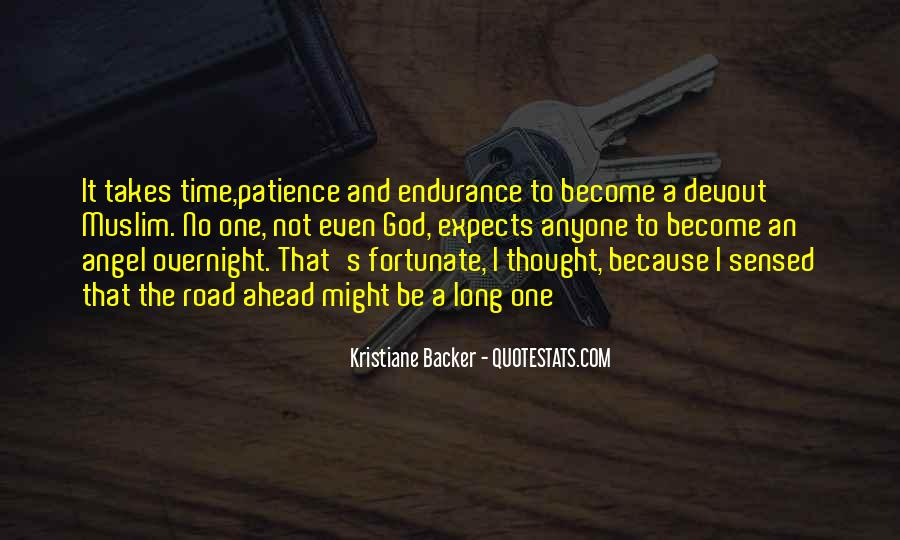 Kristiane Backer Quotes #499036