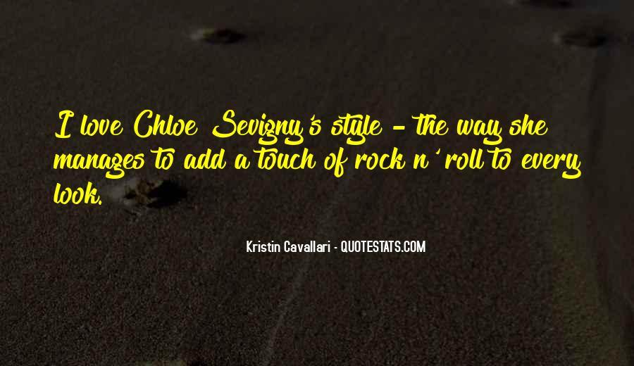 Kristin Cavallari Quotes #1278233