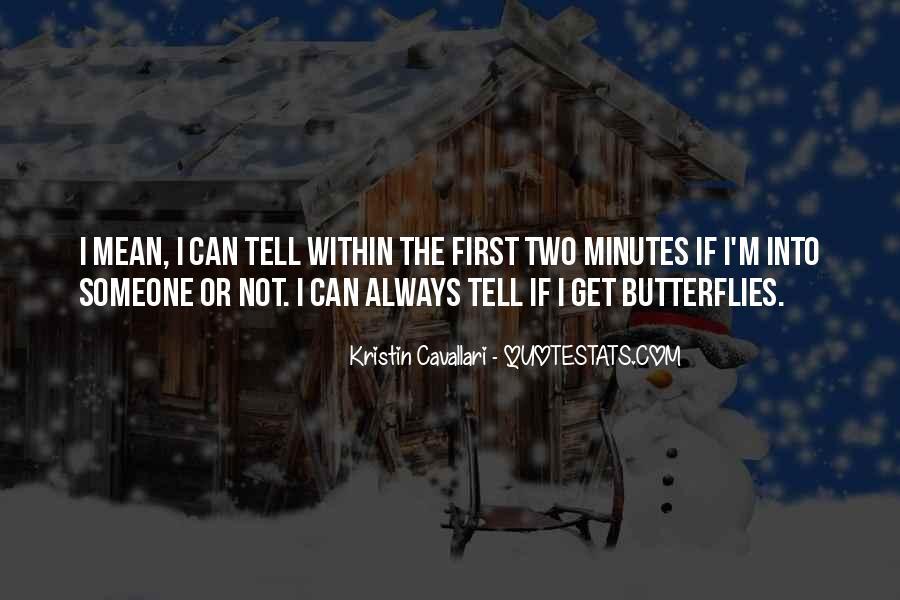 Kristin Cavallari Quotes #1395180