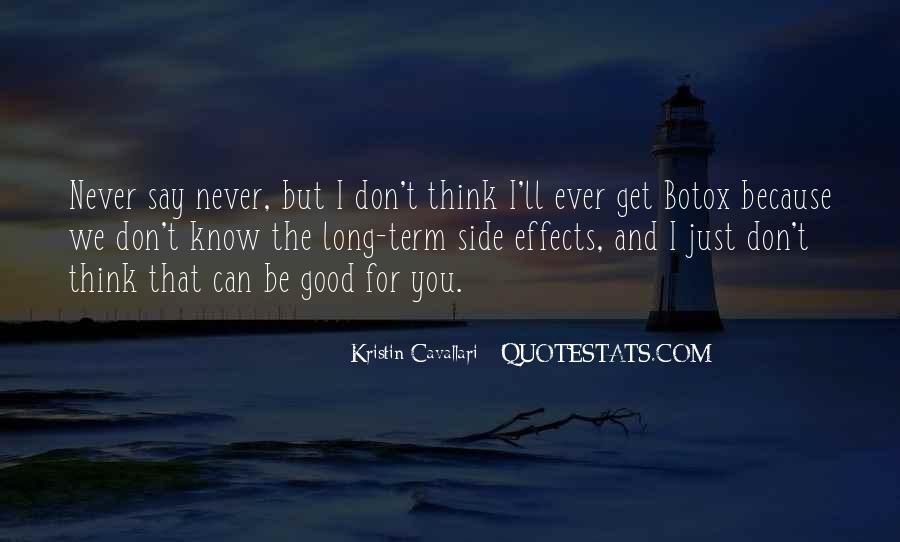 Kristin Cavallari Quotes #1474786