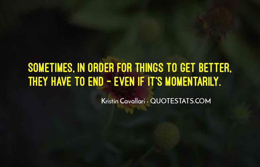 Kristin Cavallari Quotes #1495909