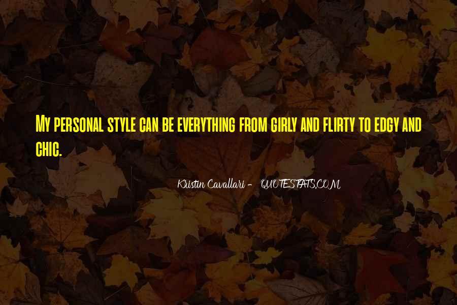 Kristin Cavallari Quotes #1523161