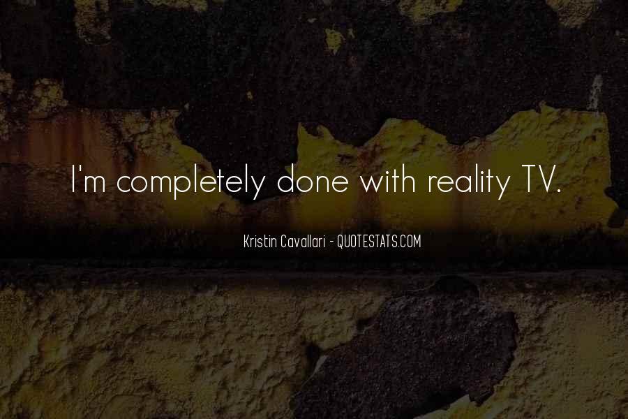 Kristin Cavallari Quotes #1868002