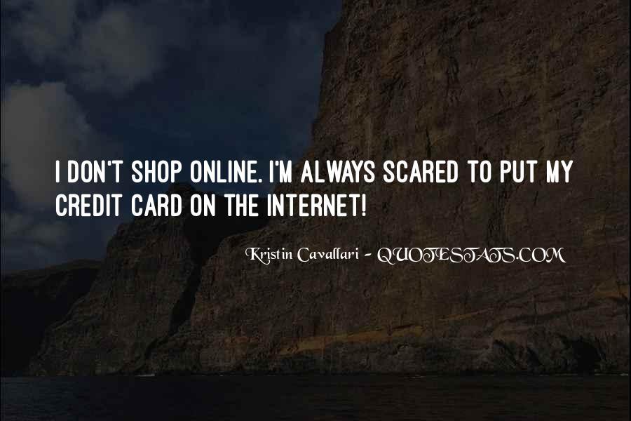Kristin Cavallari Quotes #204354
