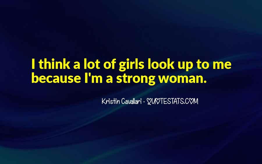 Kristin Cavallari Quotes #483563